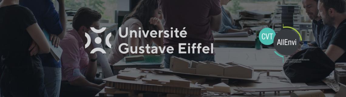 Le CVT AllEnvi accompagne l'Université Gustave Eiffel