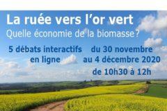Le CVT AllEnvi est partenaire des Journées EpE sur la biomasse